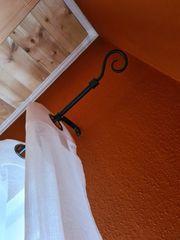 Gardinen schwarz und Vorhänge weiß