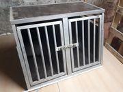 Doppelbox Hundetransportbox