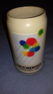 Oktoberfest-Bierkrug 1982