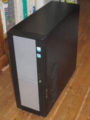 ATX Desktop-PC-Gehäuse für Bastler mit