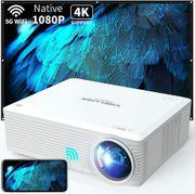 1080P WiFi Beamer Full HD