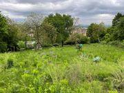 Verkauf eines Gartengrundstücks H heim