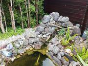 Natursteine und Findlinge zu Verschenken