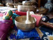 Tibetische Klangschale