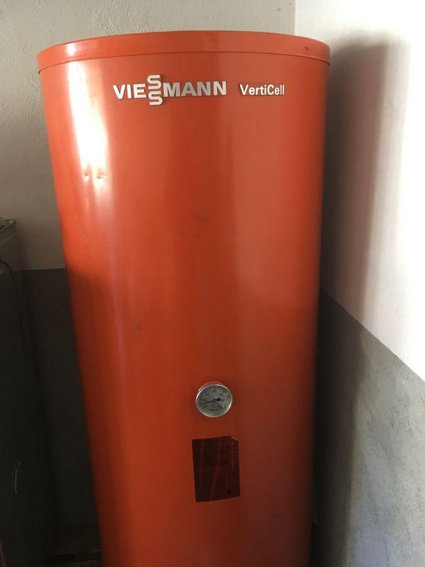 Boiler Puffer Warmwasserspeicher Edelstahl
