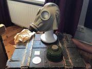 Russische Militär Gasmaske von1984 Filter