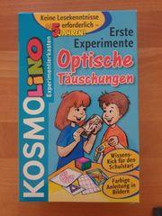 KOSMOS Experimentierkasten Optische Täuschungen ab