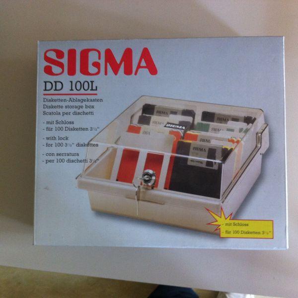 Ablagebox Sigma