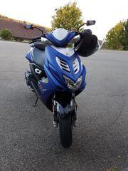 Yamaha Aerox 2T 25 und