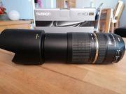 TAMRON SP 70-300mm F 4-5