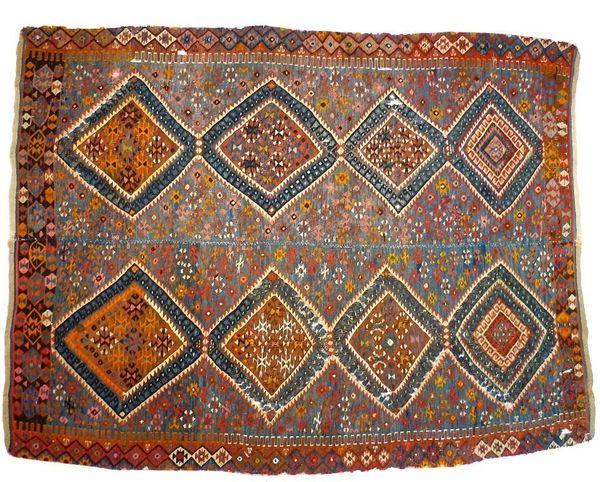 Kelim türkisch antik 227x175 T069