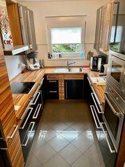 Moderne Einbauküche U-Form
