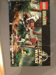 Lego Star Wars Speeder Attack
