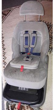 Ford Galaxy Autositz integrierter Kindersitz