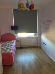 Mädchen Kinderbett rosa