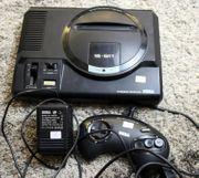 Sega Megadrive SNR 120028108 MIT