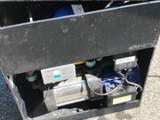 Pumpe Anlage Regenwassernutzung Zisterne Regenwasser