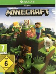 Minecraft für Xbox One