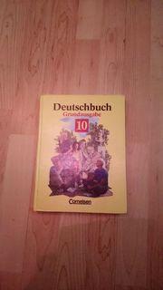 Cornelsen Deutschbuch Grundausgabe 10