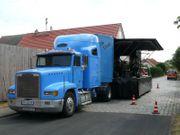 Freightliner US Show Truck Bühne
