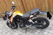 KTM 125 Duke Naked Bike