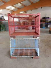 Gitterboxen 1230mm x 830mm x