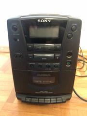 Mini Stereoanlage SONY für Bastler