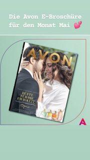 kostenlose Avon E-Broschüre Monat Mai