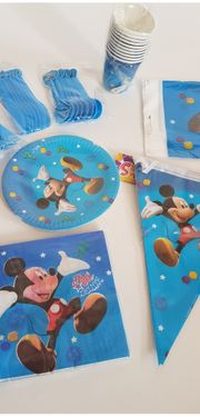 Geburstag set Disney