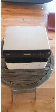 Drucker DCP-1610W schwarz weiss