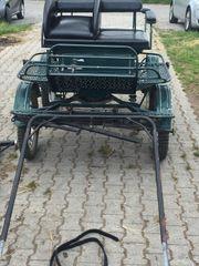 Kutsche 1 und 2 Spännerausrüstung