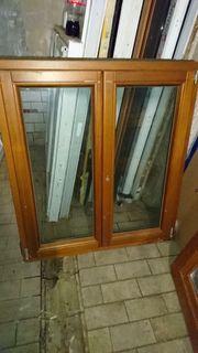 Holzfenster 110 cm breit 124