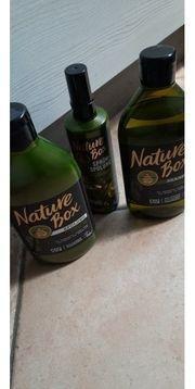 Nature Box Shampoo Set