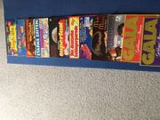 12 diverse alte Schallplatten überwiegend