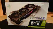 Nvidia RTX 3070 MSI SUPRIM