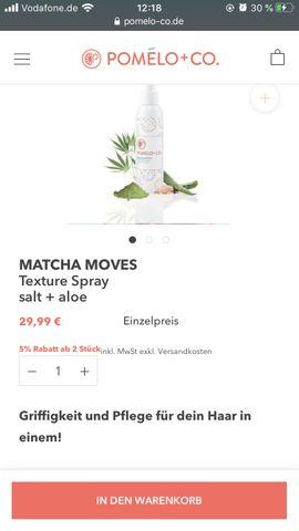 Salt Spray Pomelo Co: Kleinanzeigen aus Fritzlar - Rubrik Kosmetik und Schönheit