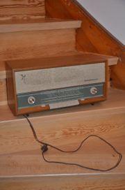Schaub Lorenz Radio Holzgehäuse wundervoller
