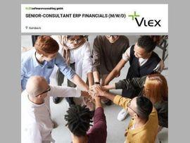 Senior-Consultant ERP Financials (m/w/x)