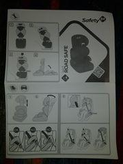 Kindersitz safety 1st rot 15-36