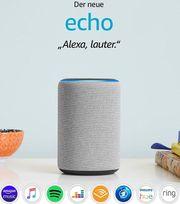 Amazon Echo 3 Gen - nagelneu