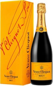 Champagner Veuve Clicqout Yellow Label