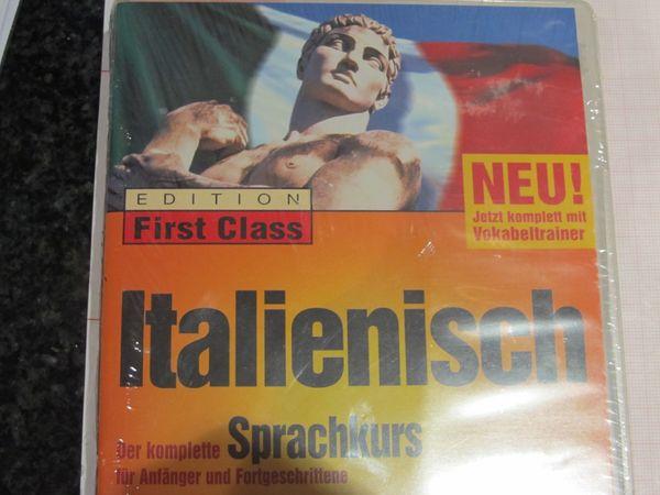 Italienisch Sprachkurs NEU zu verkaufen