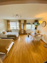 Stilvolles 1-Zimmer-Apartment nahe UNI