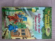 Buchreihe Das magische Baumhaus - Gefahr