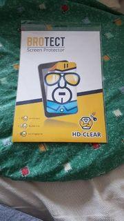 Displayfolie Samsung Galaxy Tab A