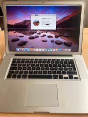 MacBook Pro Mitte 2010 Intel