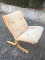 Designer Retro Bauhaus Sessel