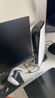 Ps5 digital edition Gaming Monitor