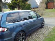 Ford Galaxy Titanium 7 Sitzer