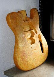 Original Vintage Fender Telecaster Body